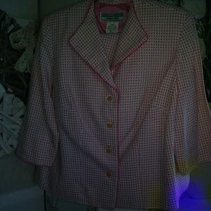 Jessica Howard Skirt Suit sz. 10 NWOT